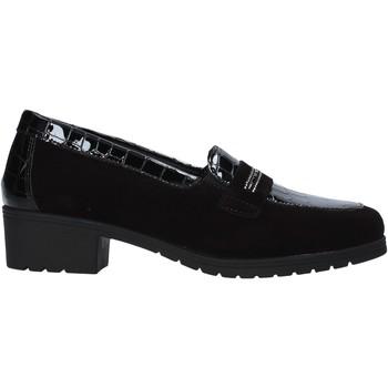 kengät Naiset Mokkasiinit Susimoda 891059 Musta