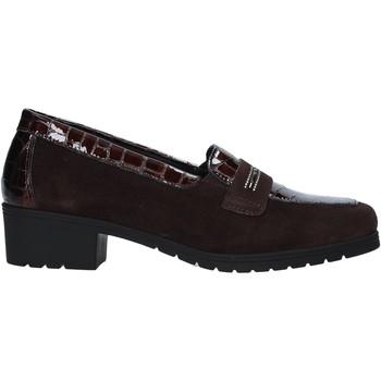 kengät Naiset Mokkasiinit Susimoda 891059 Ruskea