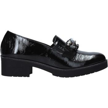kengät Naiset Mokkasiinit Susimoda 804383 Musta