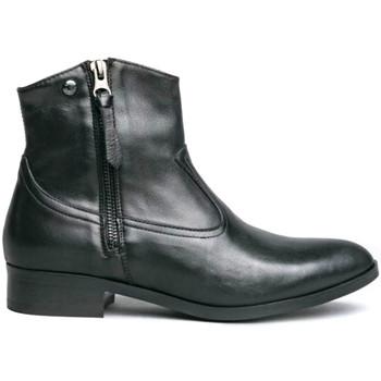 kengät Naiset Bootsit NeroGiardini I013060D Musta