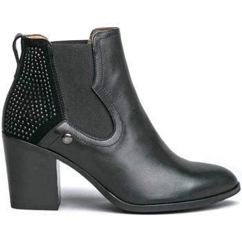 kengät Naiset Bootsit NeroGiardini I013071D Musta