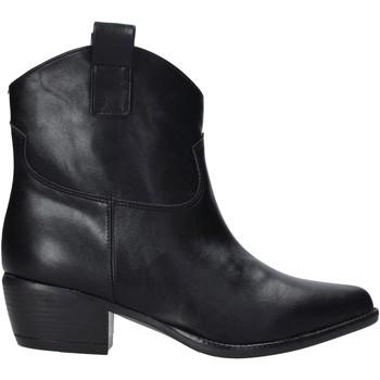 kengät Naiset Bootsit Grace Shoes 544004 Musta
