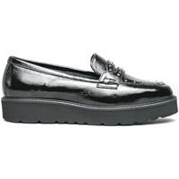 kengät Naiset Mokkasiinit NeroGiardini I013143D Musta