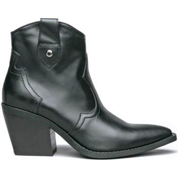 kengät Naiset Bootsit NeroGiardini I013273D Musta