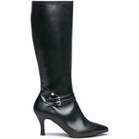 kengät Naiset Saappaat NeroGiardini I013476DE Musta