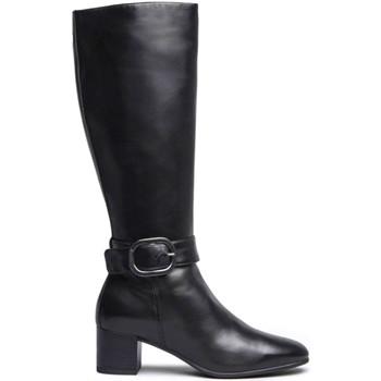 kengät Naiset Saappaat NeroGiardini I013577DE Musta