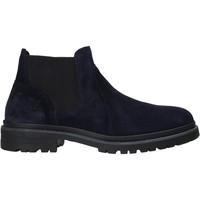 kengät Miehet Bootsit Valleverde 49840 Sininen