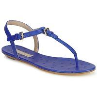 kengät Naiset Sandaalit ja avokkaat Michael Kors FOULARD Blue