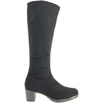 kengät Naiset Saappaat Susimoda 825481 Musta