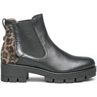 kengät Naiset Bootsit NeroGiardini I014240D Musta