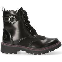 kengät Tytöt Bootsit Chika 10 54216 black