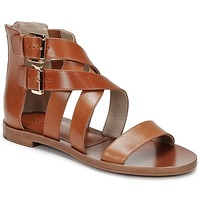 kengät Naiset Sandaalit ja avokkaat Michael Kors ECO LUX Brown