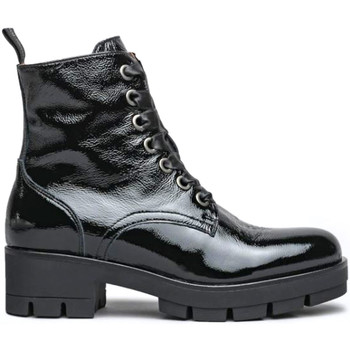 kengät Naiset Bootsit NeroGiardini I014244D Musta