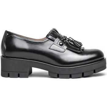 kengät Naiset Mokkasiinit NeroGiardini I014252D Musta