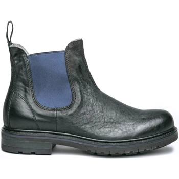 kengät Miehet Bootsit NeroGiardini I001852U Musta