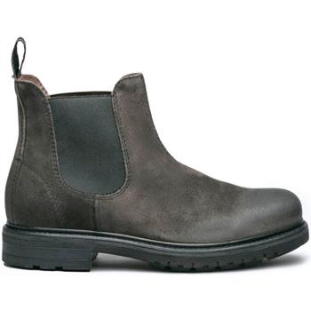 kengät Miehet Bootsit NeroGiardini I001853U Harmaa