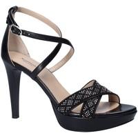 kengät Naiset Sandaalit ja avokkaat NeroGiardini P806062DE Musta