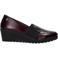 kengät Naiset Mokkasiinit Enval 6273522 Punainen