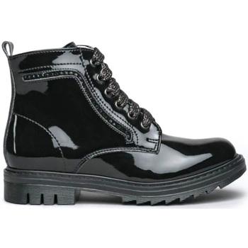 kengät Tytöt Bootsit NeroGiardini I031652F Musta