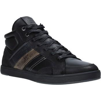 kengät Naiset Korkeavartiset tennarit Levi's 227538 818 Musta