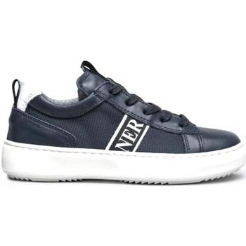 kengät Lapset Matalavartiset tennarit NeroGiardini I033902M Sininen