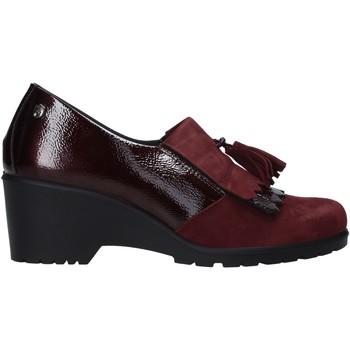 kengät Naiset Mokkasiinit Enval 6276322 Punainen