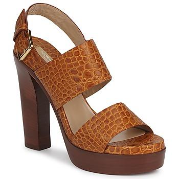 kengät Naiset Sandaalit ja avokkaat Michael Kors MATISSE LUX Brown