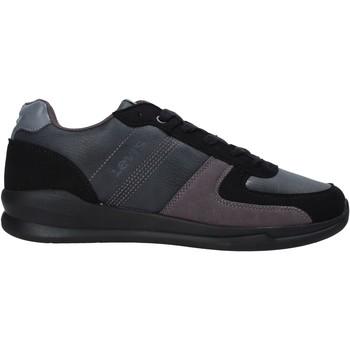 kengät Naiset Matalavartiset tennarit Levi's 226319 1938 Musta