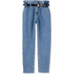 vaatteet Naiset Slim-farkut Liu Jo UF0103 D4549 Sininen