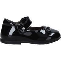 kengät Tytöt Balleriinat Naturino 2012962 01 Musta