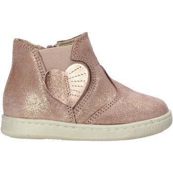 kengät Tytöt Bootsit Falcotto 2501847 02 Vaaleanpunainen