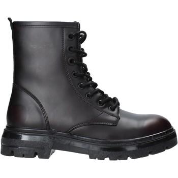 kengät Naiset Bootsit Wrangler WL02571A Musta