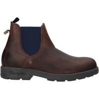 kengät Miehet Bootsit Wrangler WM02050A Ruskea