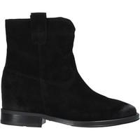 kengät Naiset Bootsit Pregunta MAA3307 Musta