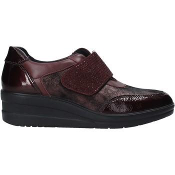 kengät Naiset Derby-kengät Enval 6278133 Punainen