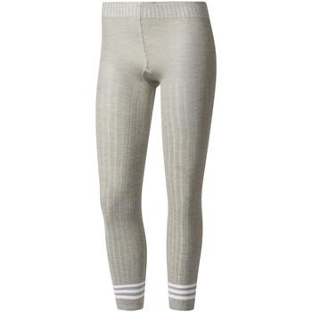 vaatteet Naiset Legginsit adidas Originals BR9627 Harmaa