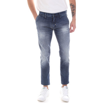 vaatteet Miehet Slim-farkut Antony Morato MMDT00249 FA750263 Sininen