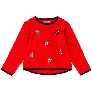 vaatteet Lapset Neulepusero Losan 026-5000AL Punainen