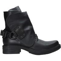 kengät Naiset Bootsit Bueno Shoes 8M1104 Musta