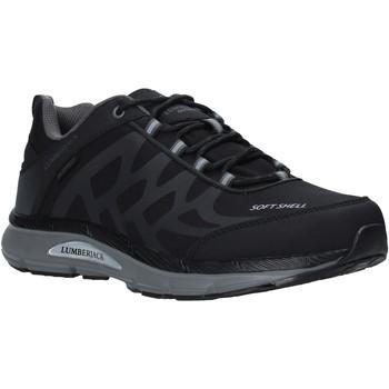 kengät Miehet Vaelluskengät Lumberjack SM70811 002 X53 Musta