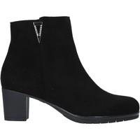 kengät Naiset Bootsit Susimoda 803081 Musta