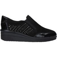 kengät Naiset Tennarit Susimoda 8093 Musta