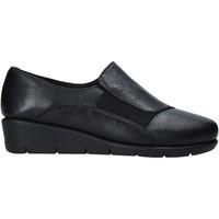 kengät Naiset Mokkasiinit Susimoda 8972 Musta