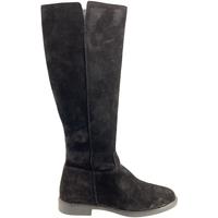 kengät Naiset Saappaat Grunland ST0466 Musta