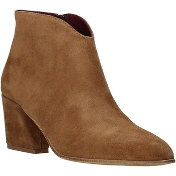 kengät Naiset Nilkkurit Bueno Shoes 20WR5102 Ruskea