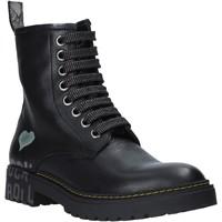 kengät Naiset Bootsit Bueno Shoes 20WR4201 Musta
