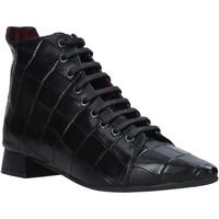 kengät Naiset Bootsit Bueno Shoes 20WR3002 Musta