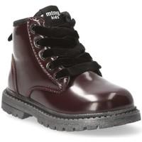 kengät Tytöt Bootsit Mustang Kids 54219 red
