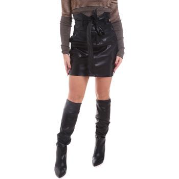 vaatteet Naiset Hame Gaudi 021FD78001 Musta
