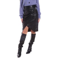 vaatteet Naiset Hame Gaudi 021FD78002 Musta